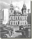Praça Pio XI - 1950