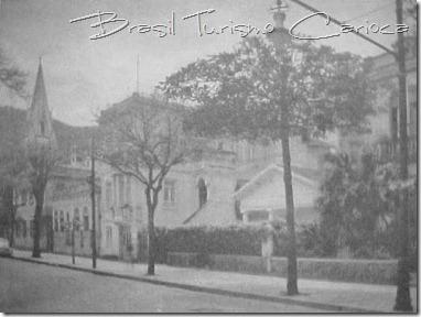 Rua Hilário de Goveia, primeira metade dos anos 40