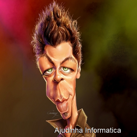 humor-- ajudinha informatica-caricatura