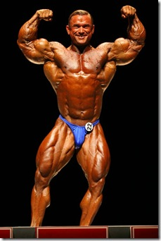 lee priest at iron man pro 2006