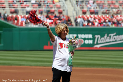 NATIONALS NEWS NETWORK: Off The Field: Mother's Day ...