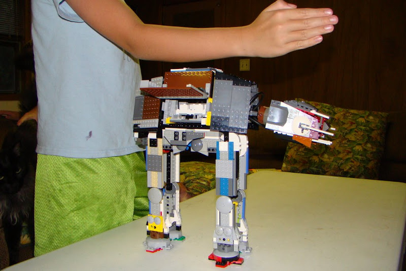 Lego Aat Instructions 7155
