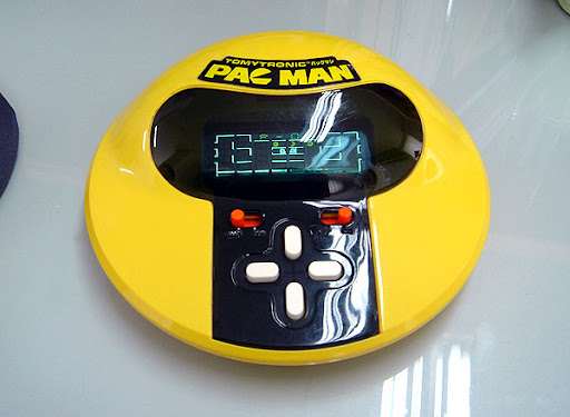 Tomytronic Pac Man