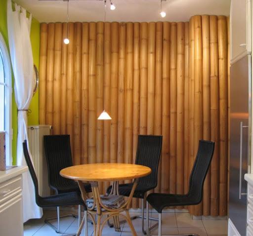 Bamboo furniture bambu - Bambu decoracion interior ...
