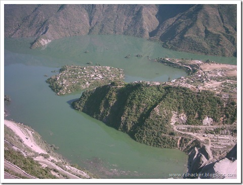 Tehri - My homeland,now submerged below water due to Dam
