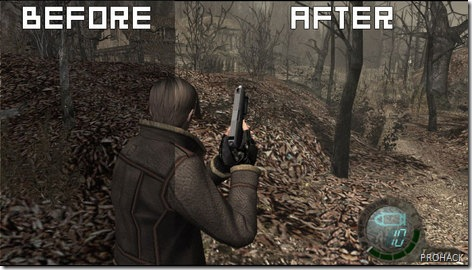 See the changes after you mod the game