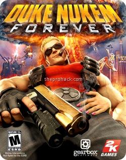 Duke Nukem Forever - theprohack.com