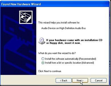 Found New Hardware Wizard1
