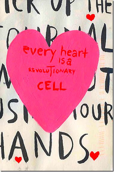 KeriSmith_Every heart is a revolutionary cell