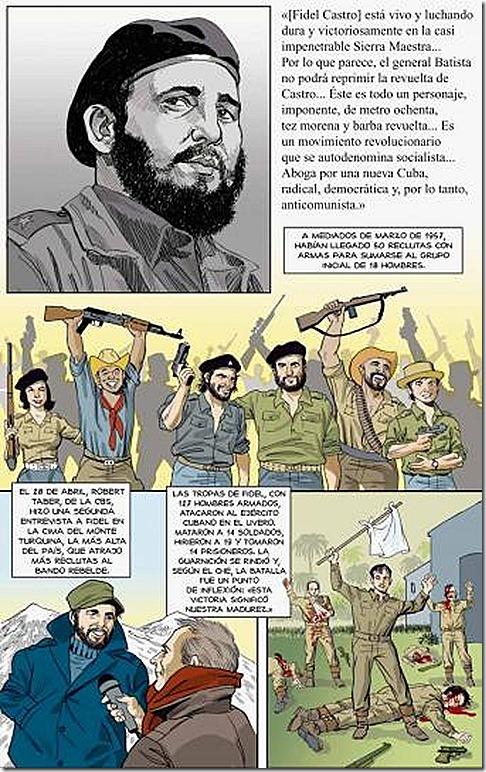 Detalle_paginas_comic_Che_biografia_grafica_Ediciones_B