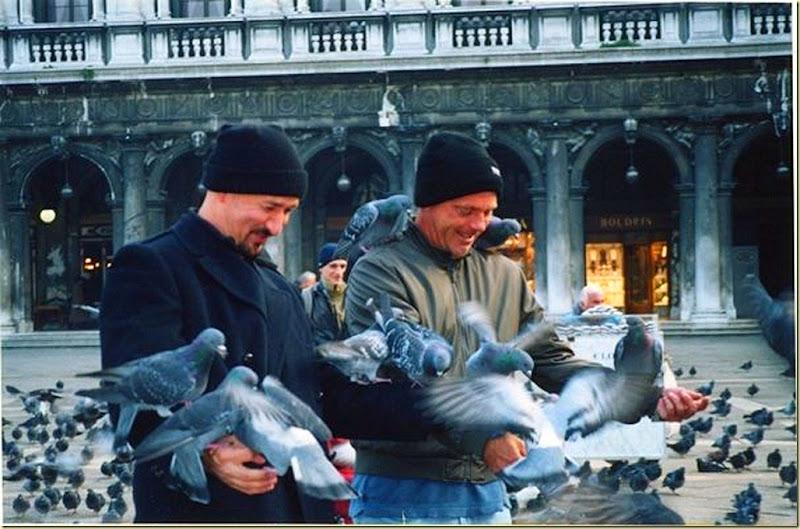 Michael, Piazza San Marco, Venezia
