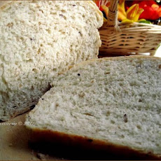 Bread Machine Oatmeal Bread