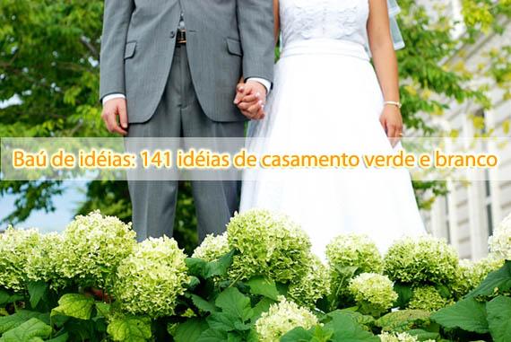 bau de ideias casamento verde branco 141 ideias de casamento verde e branco