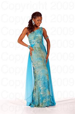 bahamas2 Miss Universo 2009: Inspirações para vestidos de madrinha e noiva