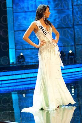 brasil1 Miss Universo 2009: Inspirações para vestidos de madrinha e noiva