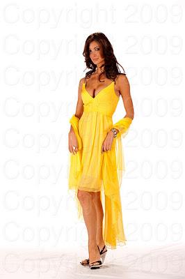 italia2 Miss Universo 2009: Inspirações para vestidos de madrinha e noiva