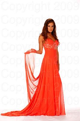 montenegro Miss Universo 2009: Inspirações para vestidos de madrinha e noiva