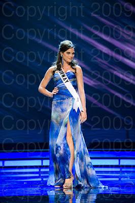 noruega1 Miss Universo 2009: Inspirações para vestidos de madrinha e noiva