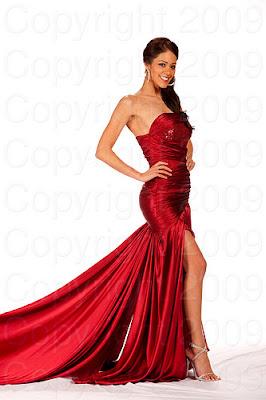 peru2 Miss Universo 2009: Inspirações para vestidos de madrinha e noiva