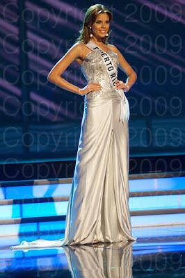 porto rico1 Miss Universo 2009: Inspirações para vestidos de madrinha e noiva