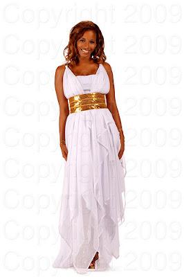 zambia Miss Universo 2009: Inspirações para vestidos de madrinha e noiva