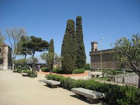 Castell de Montju�c, Barcelona