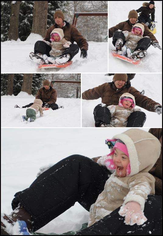 snow storyboard