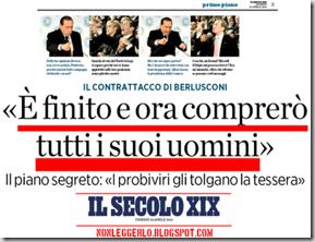 Berlusconi_comprer_uomini_Fini_Secolo_XIX_Nonleggerlo_blog