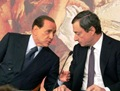 BERLUSCONI-DRAGHI