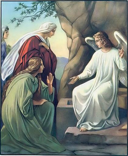 Žene na Isusovu grobu