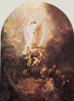 Rembrandt: Uzašašće