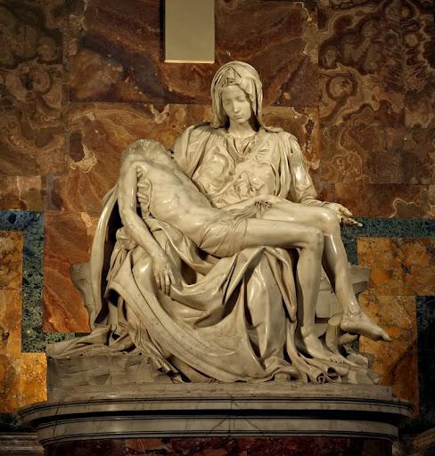 Pieta-Michelangelo