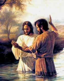 Krštenje Isusovo