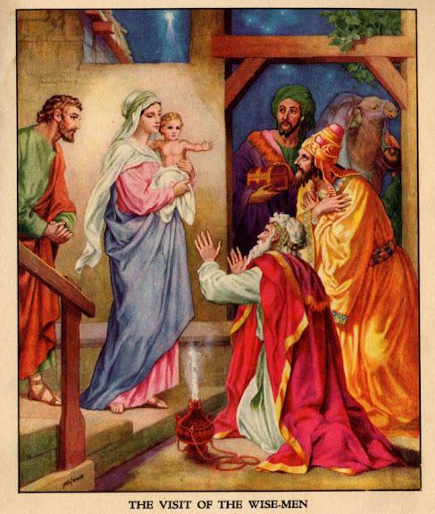 Posjet Sveta Tri Kralja