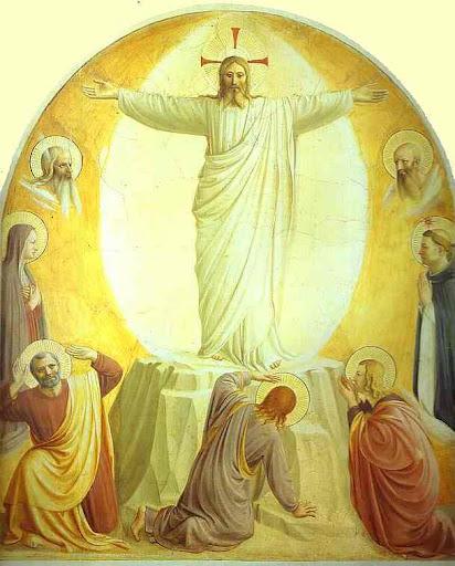 Fra Angelico:Preobraženje Kristovo