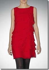 dvf red dress 5
