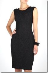lace dress d&G