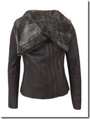 shearling jacket coggles