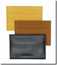 Thomas Lyte Credit Card Case