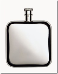 Thomas Lyte Hip Flask