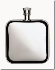Thomas Lyte Hip Flask