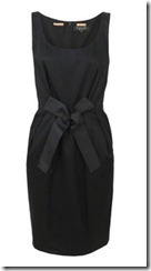 black dress Paul Smith Black