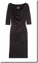black dress vivienne westwood