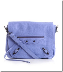 colour blue bag