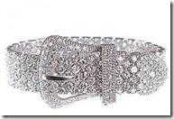Butler & Wilson Diamante Bracelet