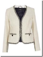 maxmara tweed jacket