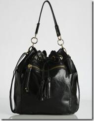 roots black bag