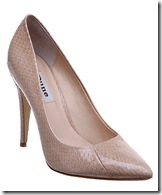 dune nude shoes