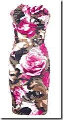 floral dress karen millen