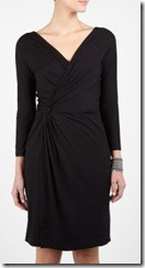 my wardrobe black dress
